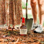 Burying the bourbon in Greensboro, NC with Brooke Grogan Photography.