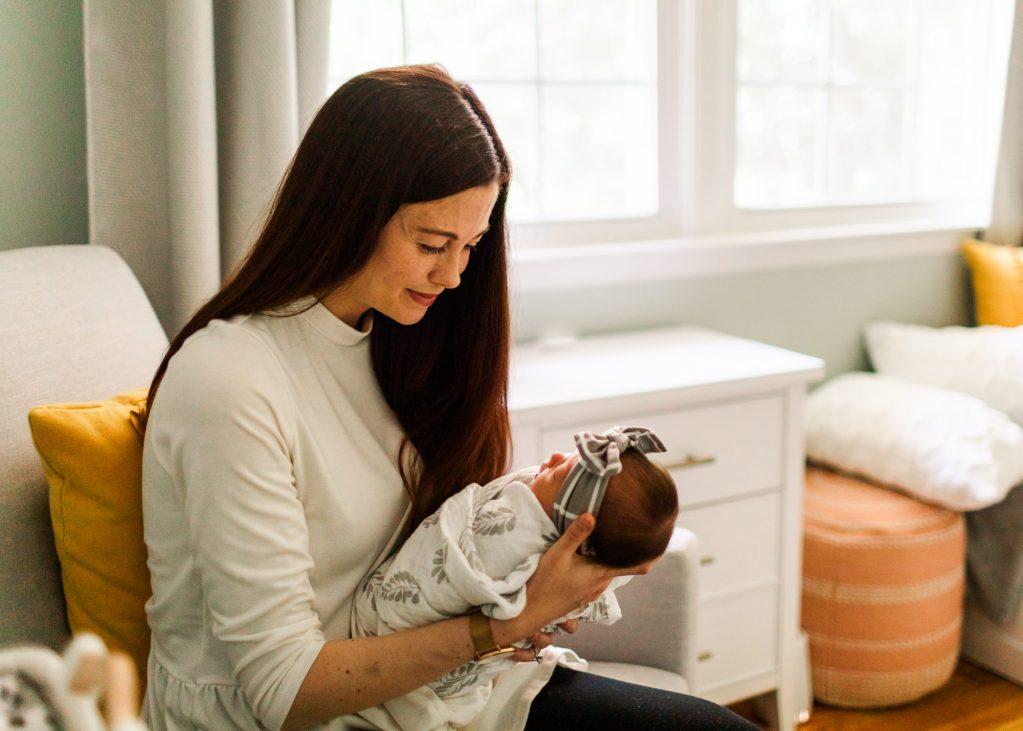How to prepare for newborn photos. Brooke Grogan Photography.