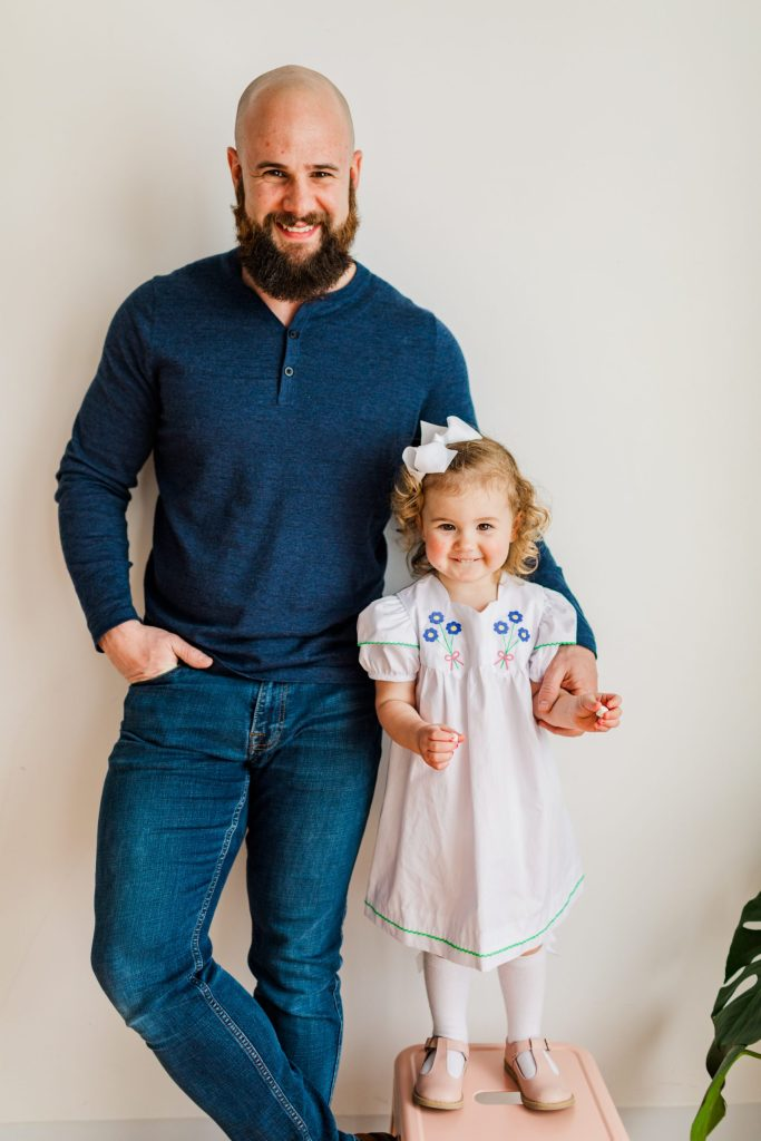 How to prepare for family photos. Brooke Grogan Photography.