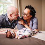 When do you have newborn photos taken? Brooke Grogan Photography.