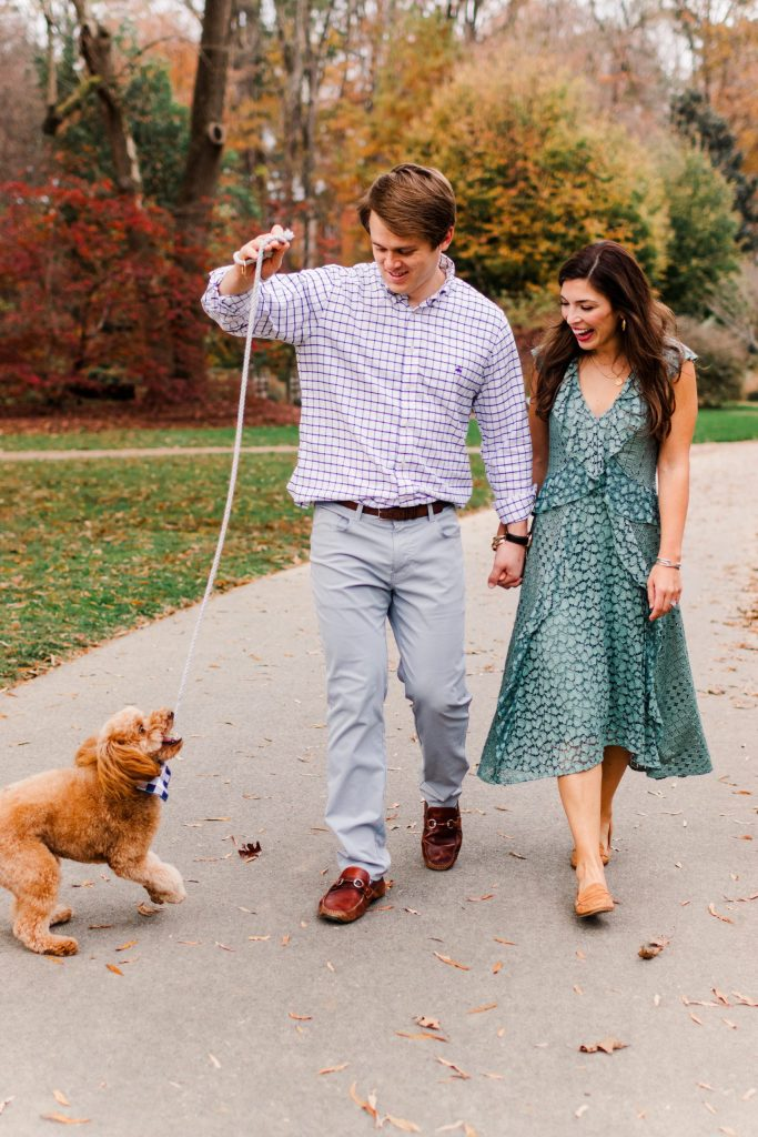 6 places for engagement photos in North Carolina. Brooke Grogan Photography.