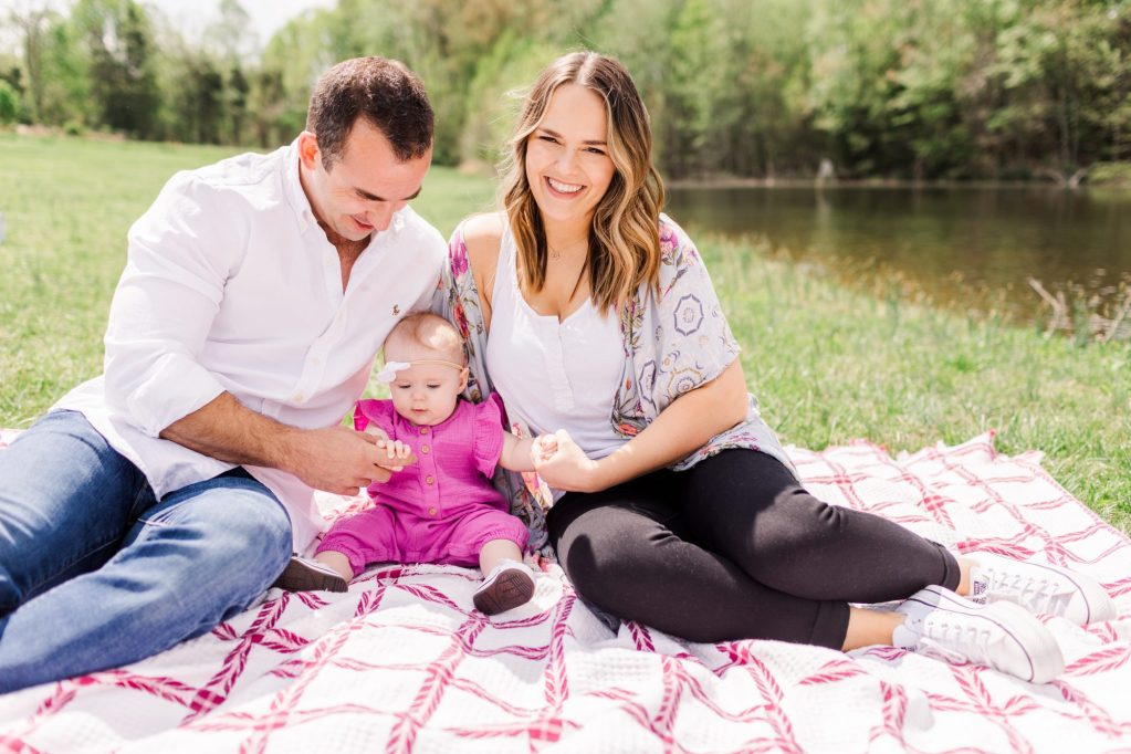 Helpful tips to make photoshoots with children easier